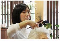 移動理美容車サービス・理美容訪問サービス 訪問理美容サービスCASA