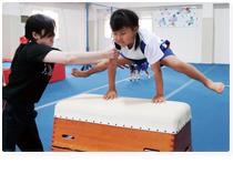 子ども体操教室 リッケンスポーツクラブ